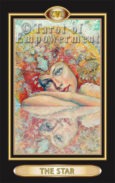 The Star Card - Tarot of Empowerment